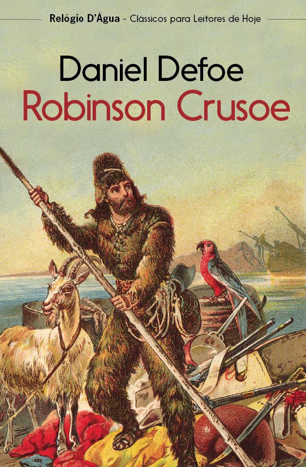 Resultado de imagem para robinson crusoé